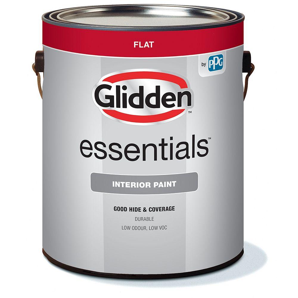 Glidden Essentials Interior Flat Medium Base 3.60L-48108A