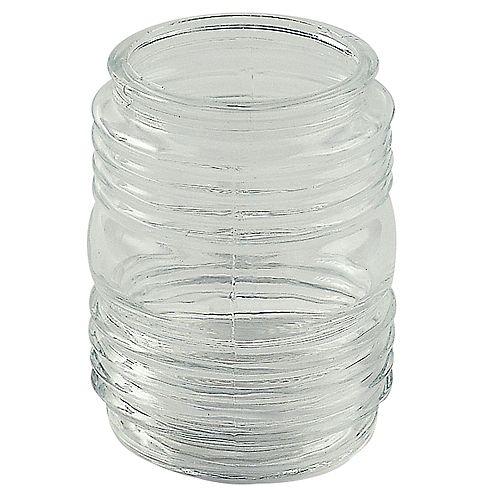 8,89cm verre forme de pot de confiture, Verre transparent