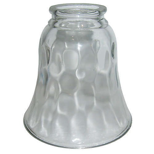 4.75 In. Hammer Glass, Clear Finish