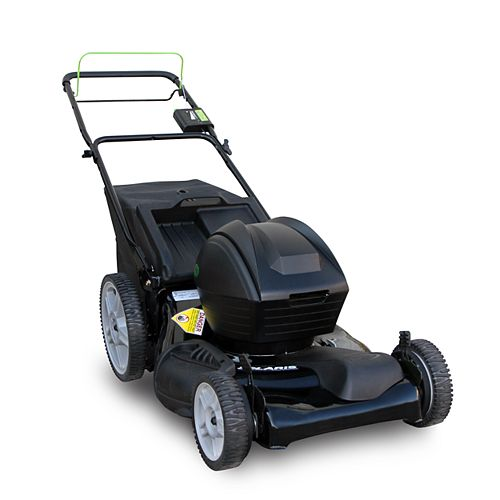 Self-Propelled Cordless Electric Mower  21-inches