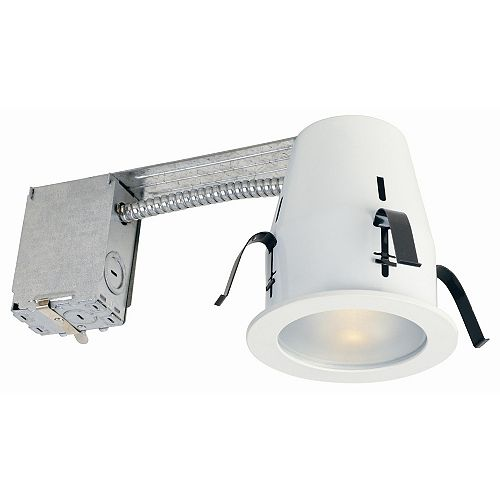 Commercial Electric Outdoor Soffit Lighting Kit (6-Pack)