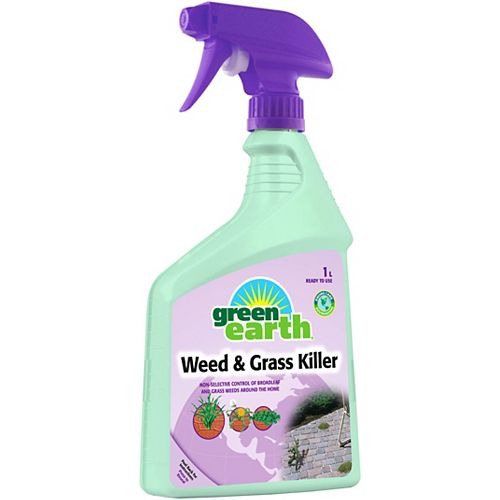 Weed and Grass Killer RTU - 1 Litre