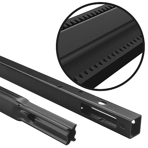 Belt Drive Rail Extension Kit for 10 ft. High Garage Doors