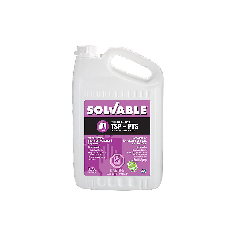 SOLVABLE Professional Grade TSP (Concentrate) 3.78 L