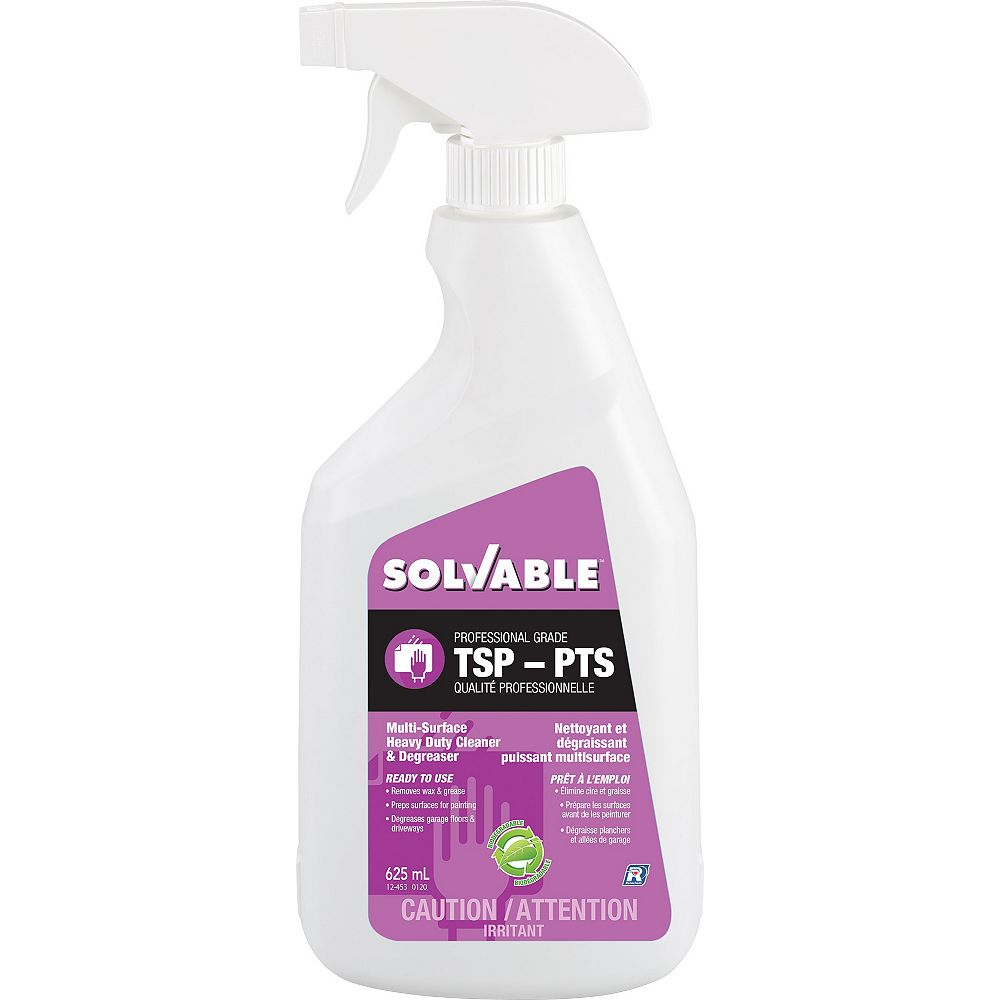 SOLVABLE Professional Grade TSP (Ready to Use) 625 ml