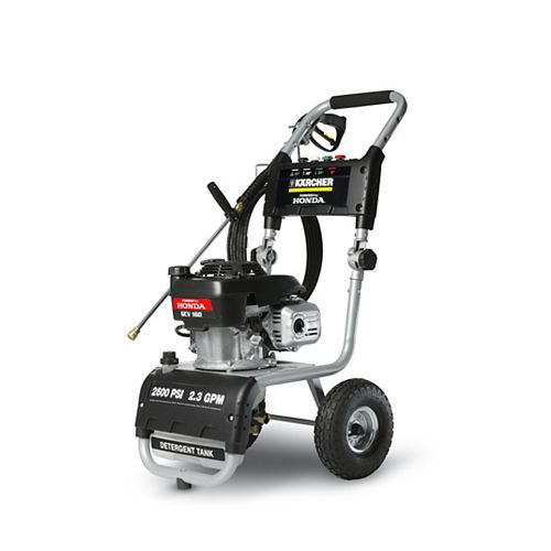 Karcher G2600 VH Gas Pressure Washer with Honda Engine