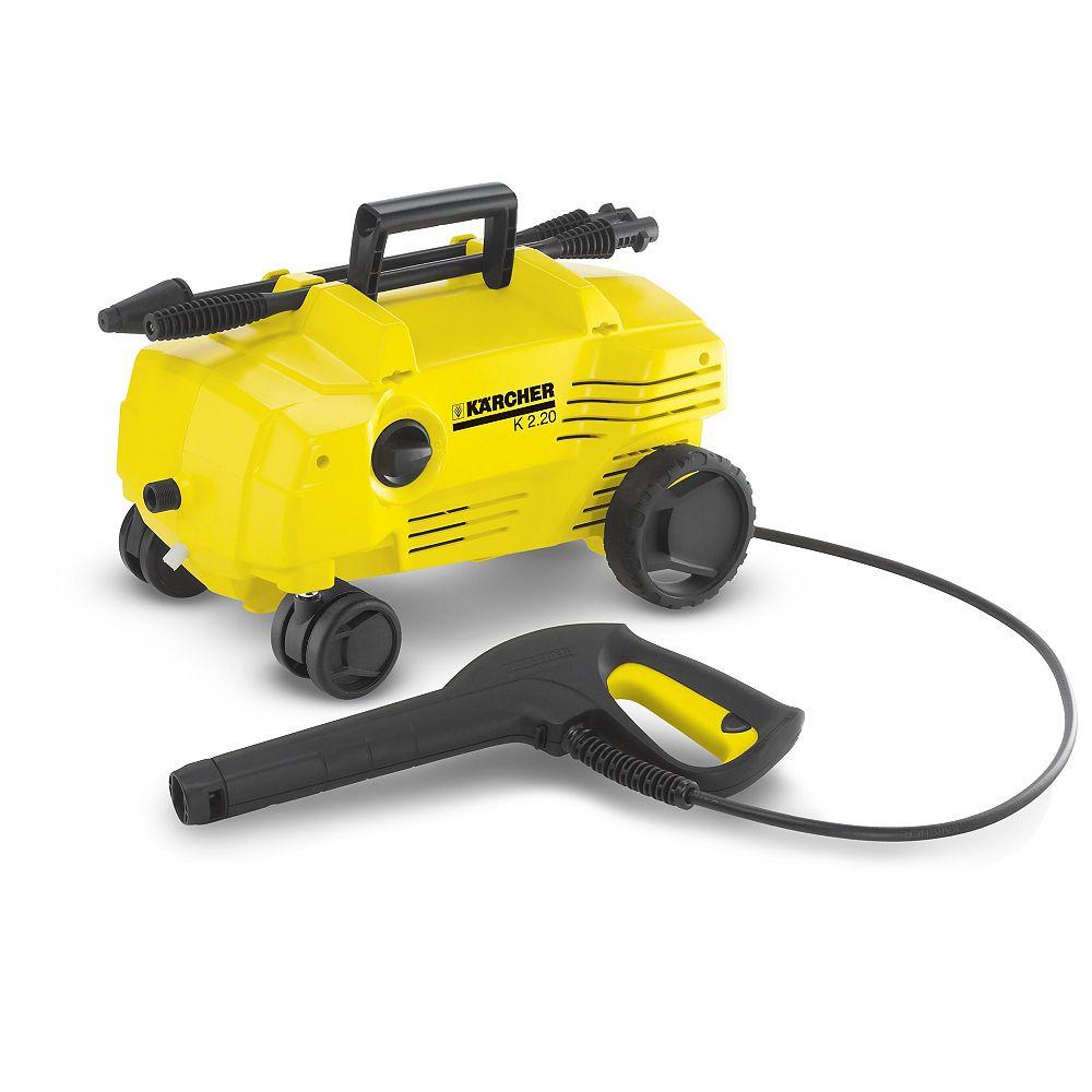 Karcher K2.20 Follow-Me 1500PSI Electric Pressure Washer