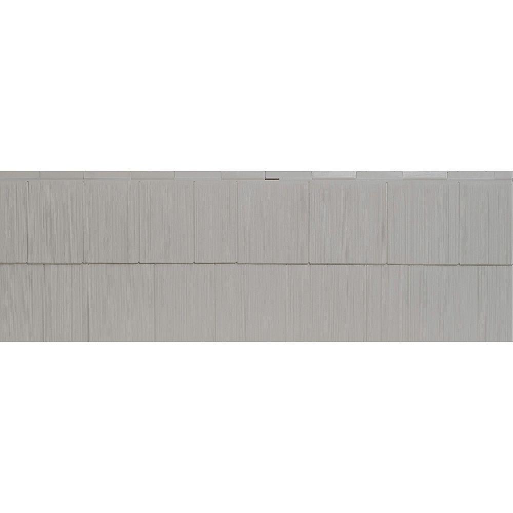 Abtco TimberCrest Perfection Shingles D7 Classic Linen (11/Box)