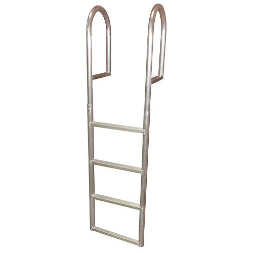 """Aluminum Dock Ladder, 4-Step"""
