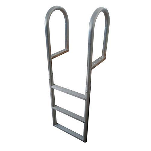 """Aluminum Dock Ladder, 3-Step"""