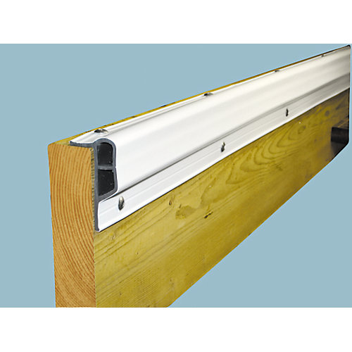 24 ft. Dock Guard Profile in White