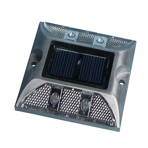 Luminaire solaire robuste, «DockLite»