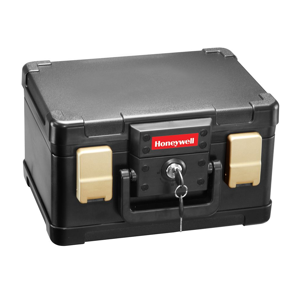 Honeywell Molded/Fire Water Chest, 0.15 cu.ft.