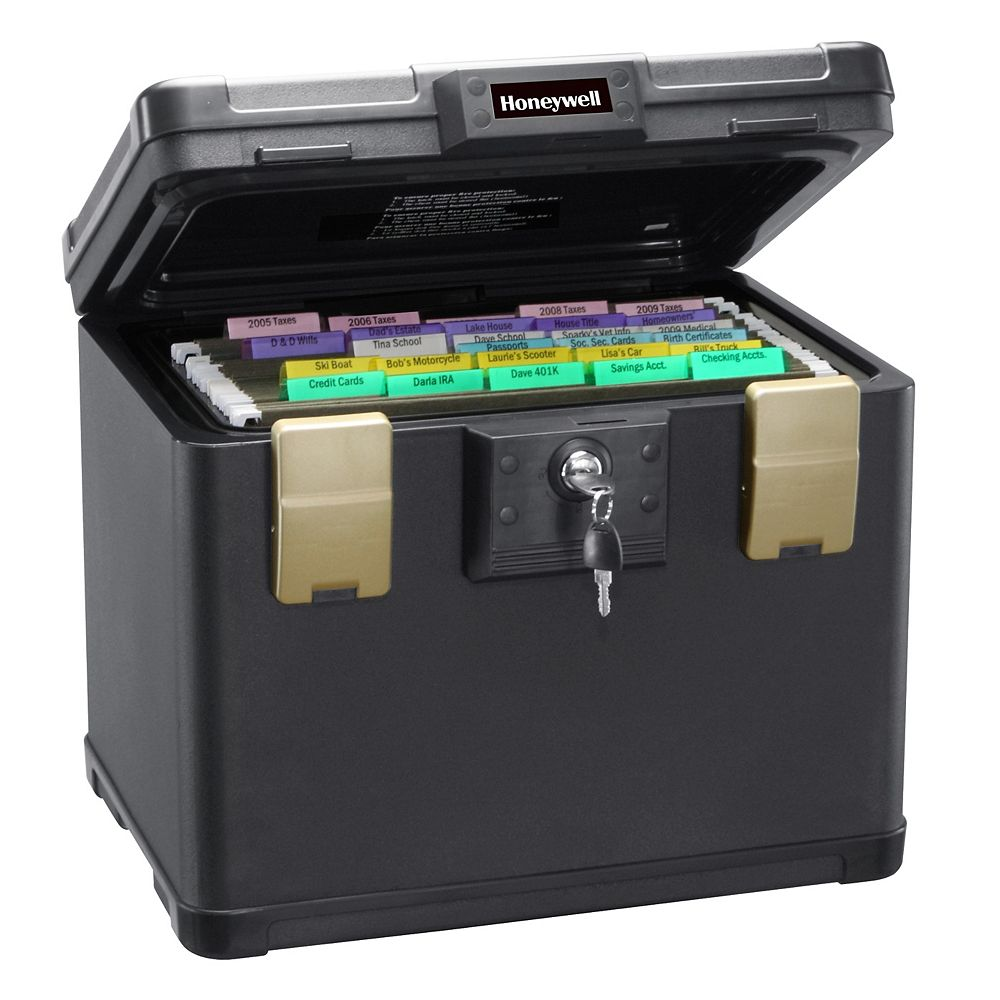 Honeywell UL Fire and Water Chest