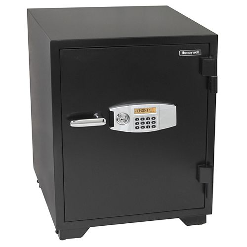 Coffre-fort de sécurité en acier et résistant au feu