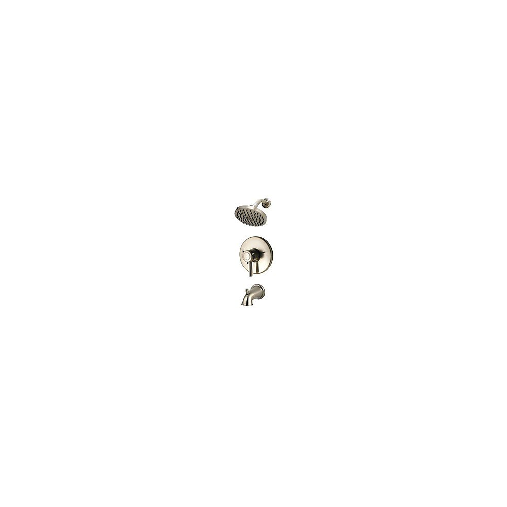 Pfister Universal Single-Handle Bath/Shower Faucet in Brushed Nickel