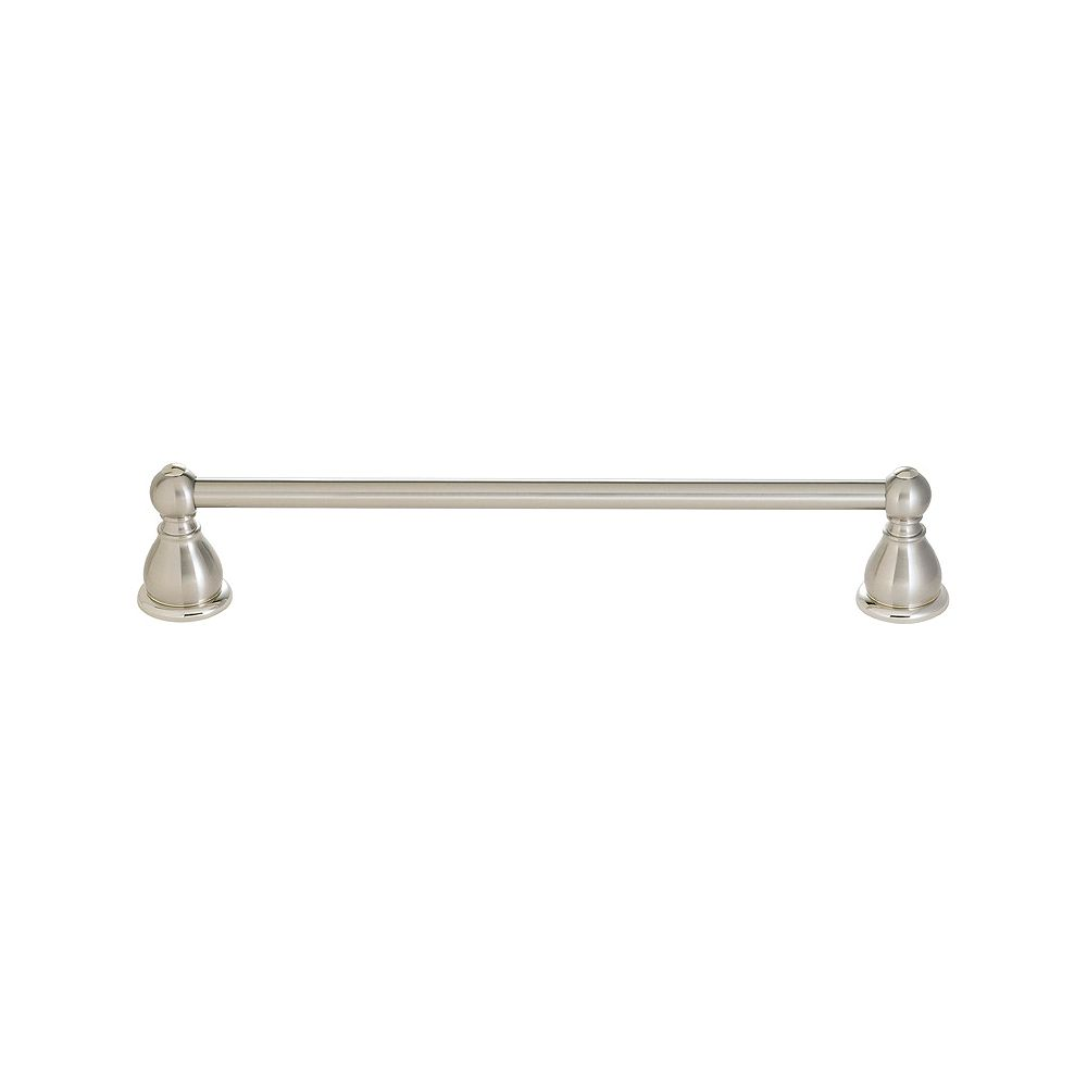 Pfister Conical 30 inch Towel Bar in Brushed Nickel