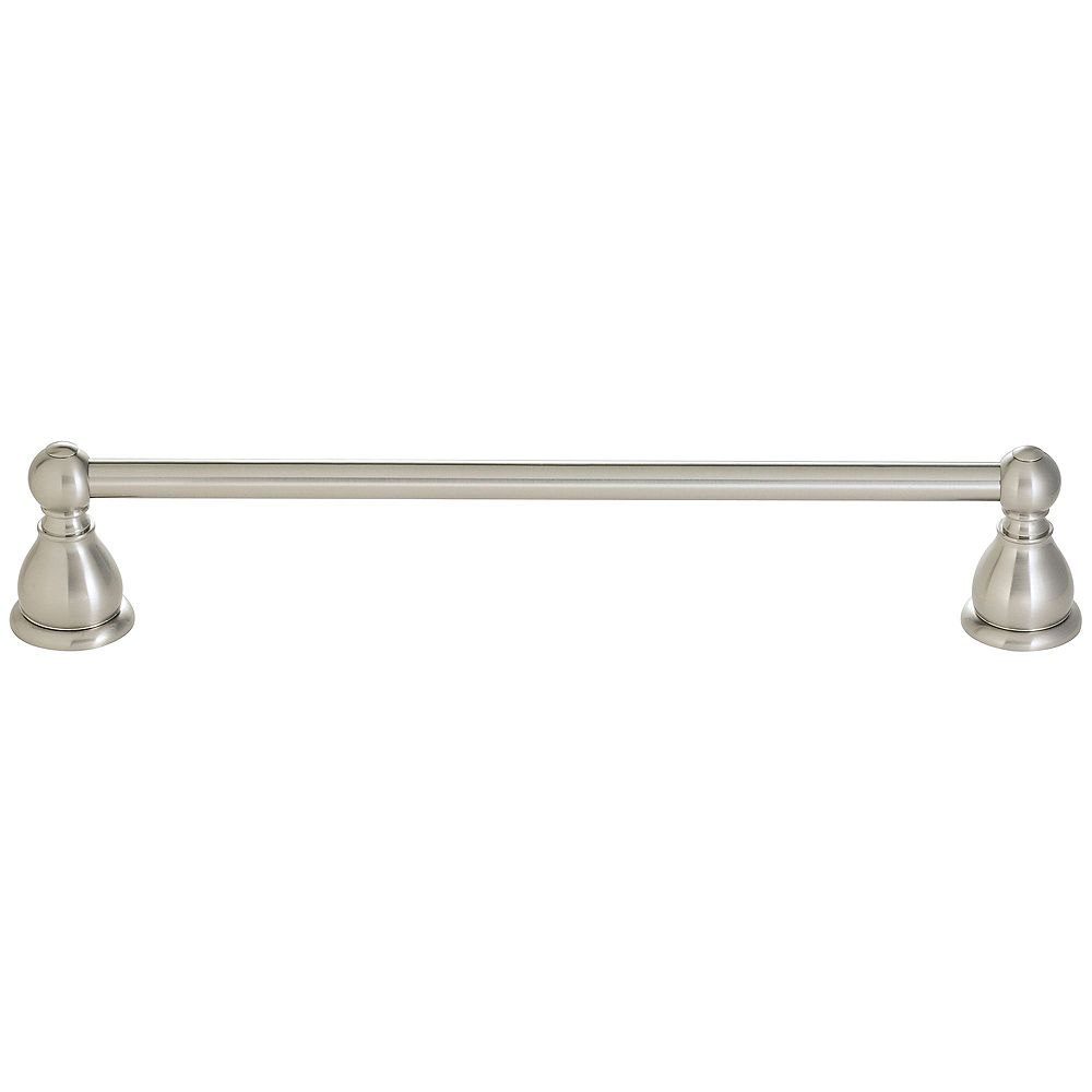 Pfister Conical 18 inch Towel Bar in Brushed Nickel