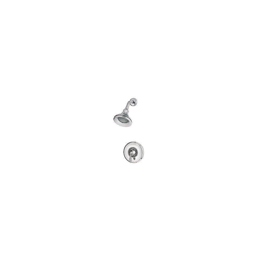 Pfister Portola Single-Handle Shower Faucet in Polished Chrome
