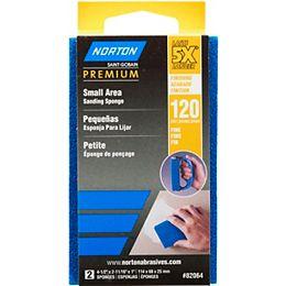 Éponge Premium 5X Petite Surface grain 120 Fin- Emballage 2