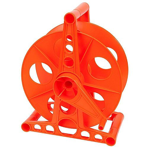 16/3 150'cord storage reel with stand