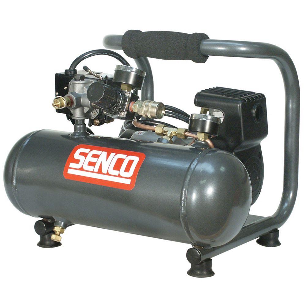 Senco 1/2 HP Electric Oil-Free Light Weight Compressor
