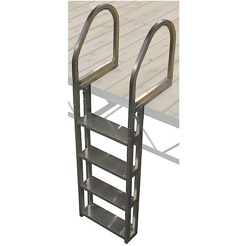 4 Step Dock Ladder