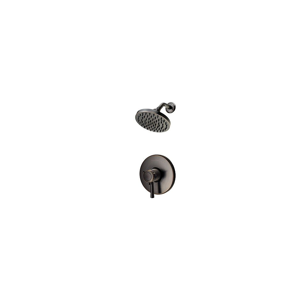 Pfister Universal Single-Handle Shower Faucet in Tuscan Bronze