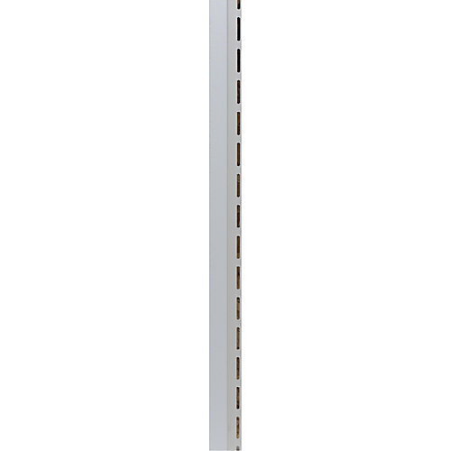 3/4 inch J Channel White