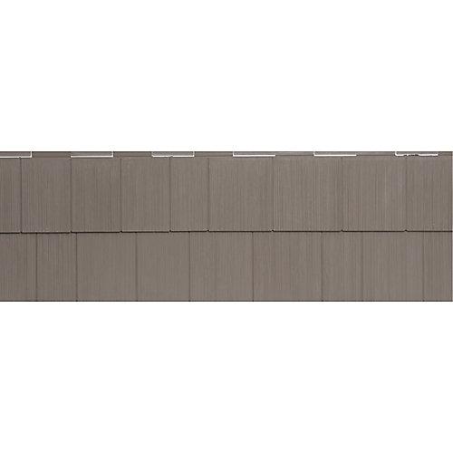 Bardeau architectural Timbercrest Perfections, 4 pi 4,25 po, vinyle, brun, 11/paq.