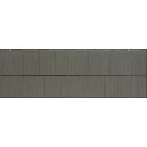 Pour votre prochain projet de toiture, optez pour ces bardeaux Timbercrest Perfections d'Abtco. Fabriqués en vinyle, ces bardeaux sont robustes. Ce produit a un fini superbe de couleur verte et se distingue par sa haute qualité et son extrême durabilité.