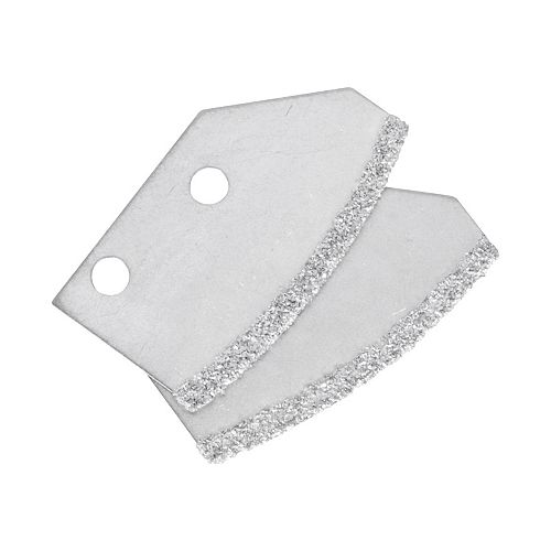 QEP Grout Grabber Replacement Blades (2-Pack)