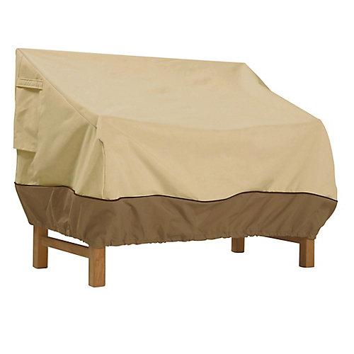Petit Canapé de patio / Couverture de Causeuse