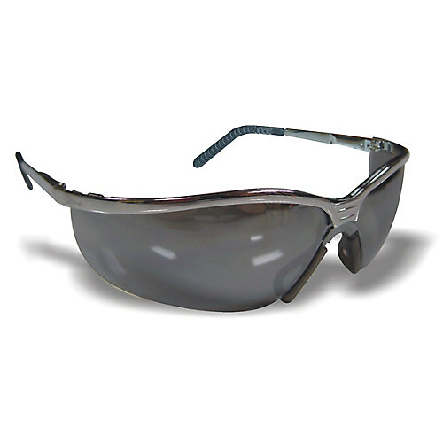 Safety Glasses with Smoke Lens