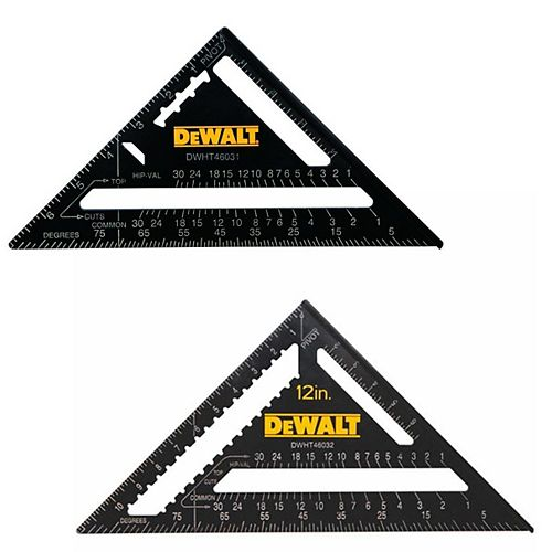 7-inch & 12-inch Squares (2 PK)