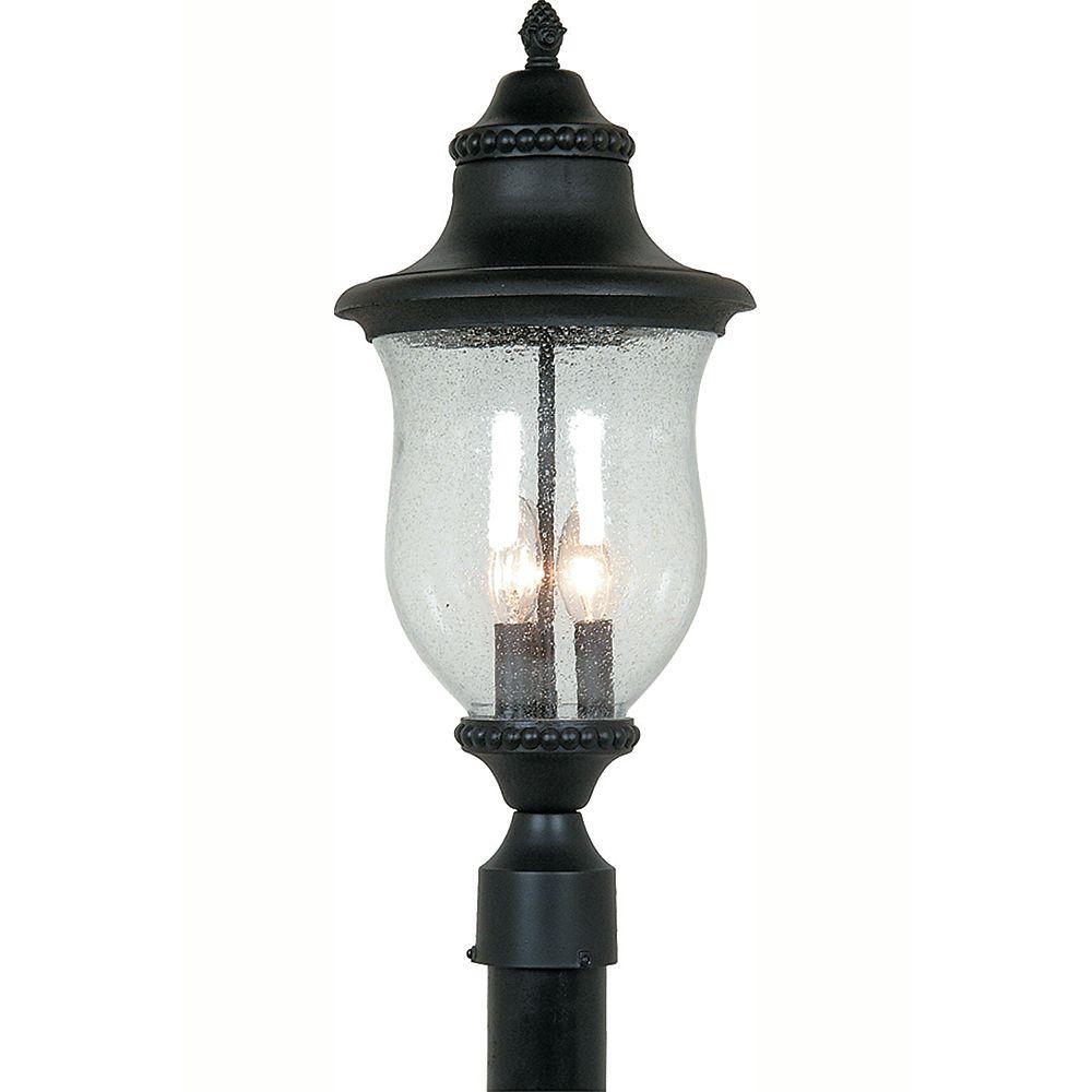 Filament Design Apollo 3 Light Bronze Outdoor Incandescent Wall Light