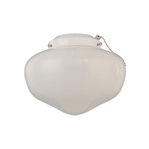 Ensemble de Luminaire de remplacement pour ventilateurs de plafond standards de 42 po à 52 po