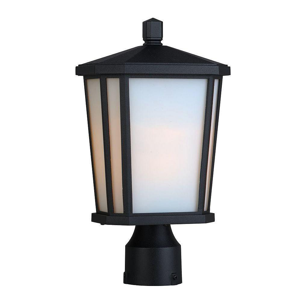Filament Design Apollo 1 Wall-Light Black Outdoor Incandescent - CLI-ACG877343