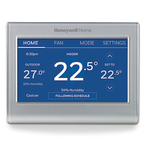 Thermostat couleur intelligent Wi-Fi - ENERGY STAR®