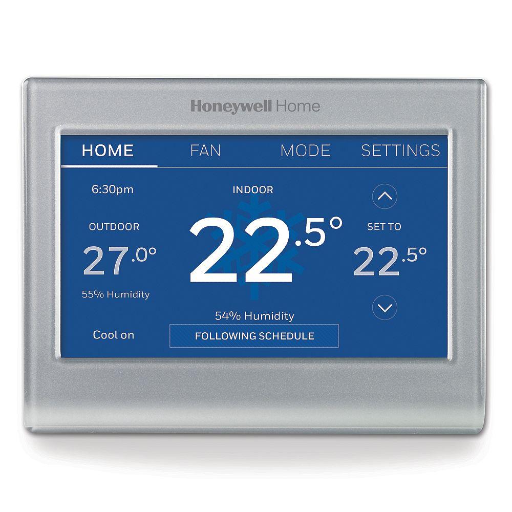 Honeywell Smart Wi-Fi Colour Thermostat - ENERGY STAR®