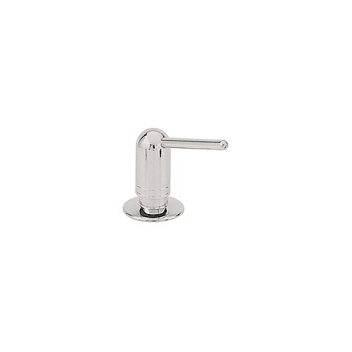 American Standard Deluxe Liquid Soap Dispenser in Satin Nickel