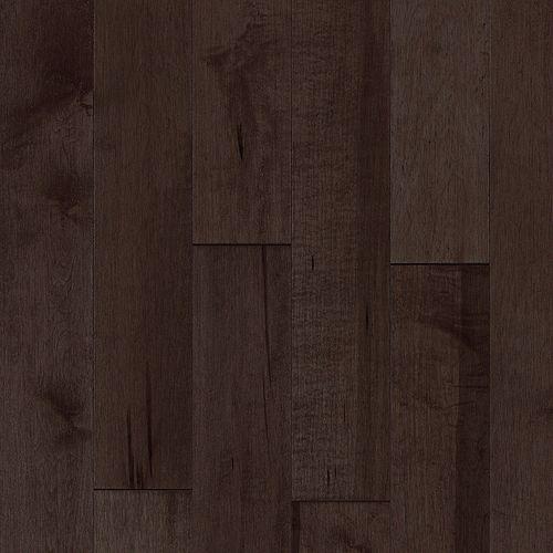 Hard Maple Chocolate 3/4-inch Thick x 3 1/4-inch W Hardwood Flooring (20 sq. ft. / case)