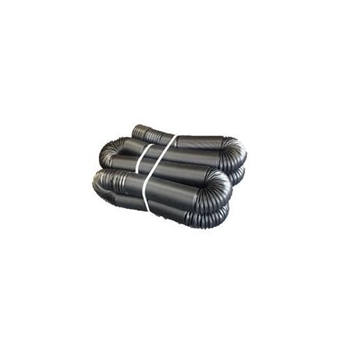 MOLE-Pipe 4 inch x 52ft. Solid Pipe