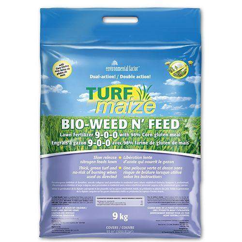 Turf Maize Bio-Weed N' Feed - 9 kg