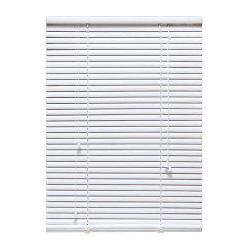Designview Stores dobscurcissement de pièce en vinyle de 2,54 cm (1 po), Blanc  183 cm x 122 cm (72 po x 48 po)