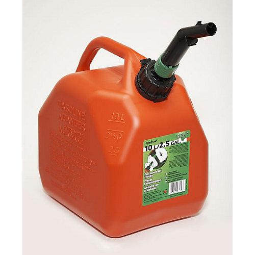 Reservoir a essence en plastique