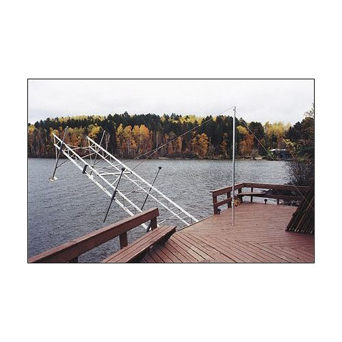 6 ft. W Dock Lift Kit with Tower