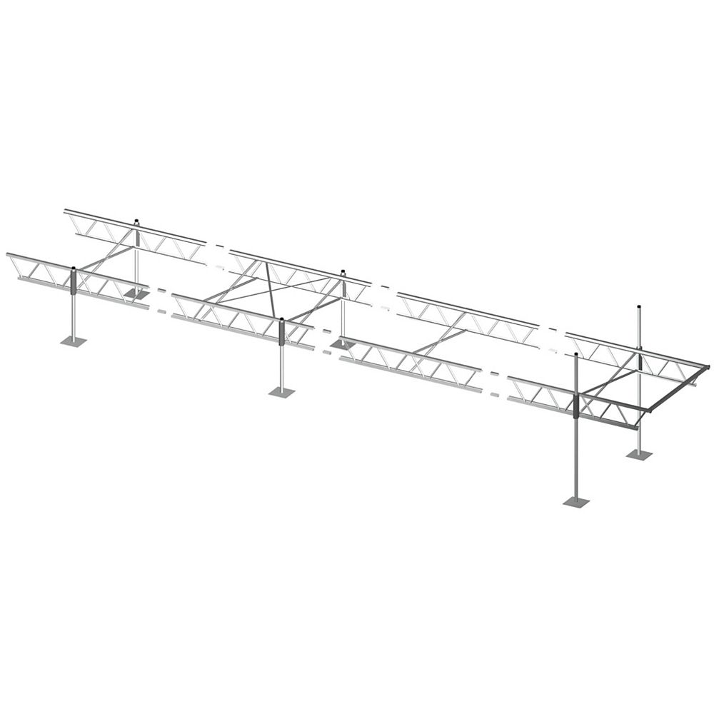 Fendock 32 ft. x 6 ft. Modular Truss Dock