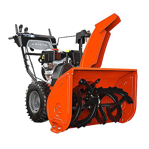 Deluxe 30-Inch, 2-Stage, 120V Electric Start Snowblower with 306 cc Ariens AX Engine