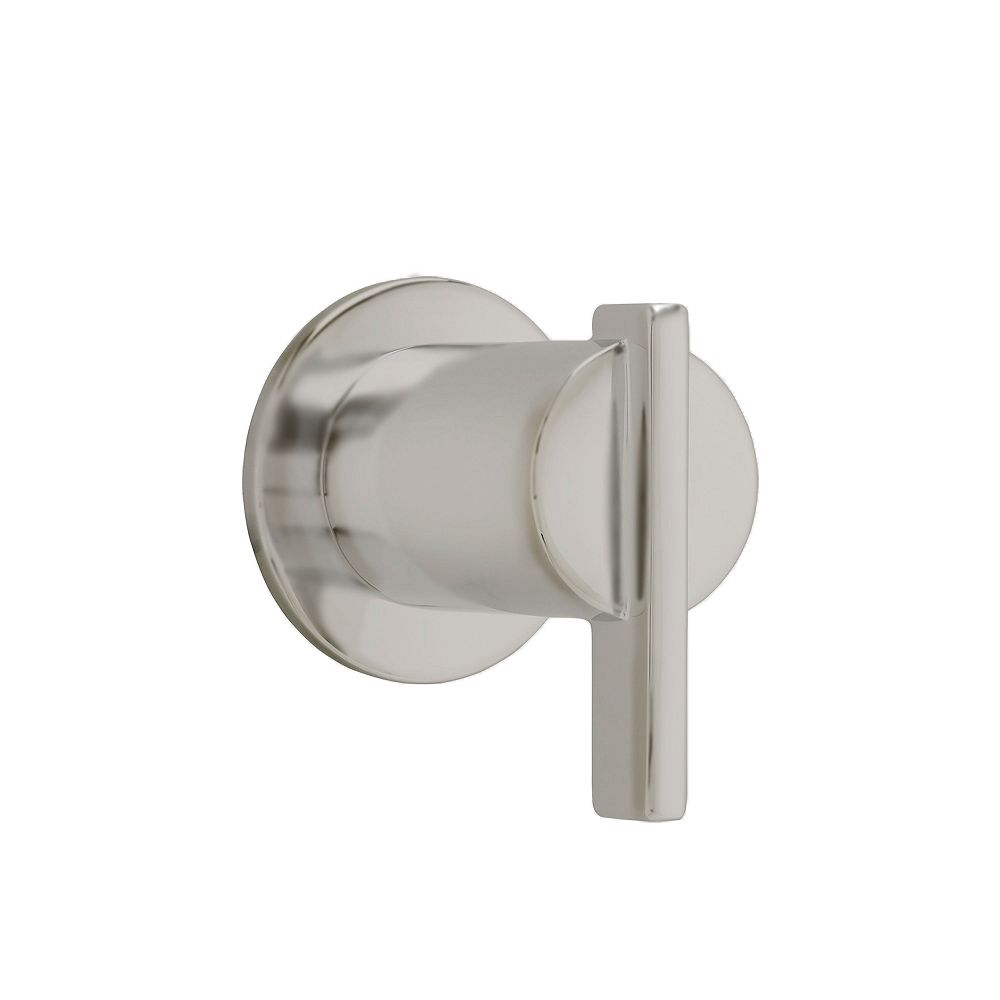 American Standard Berwick 1-Handle Diverter Valve Trim Kit in Brushed Nickel (Valve Sold Separately)